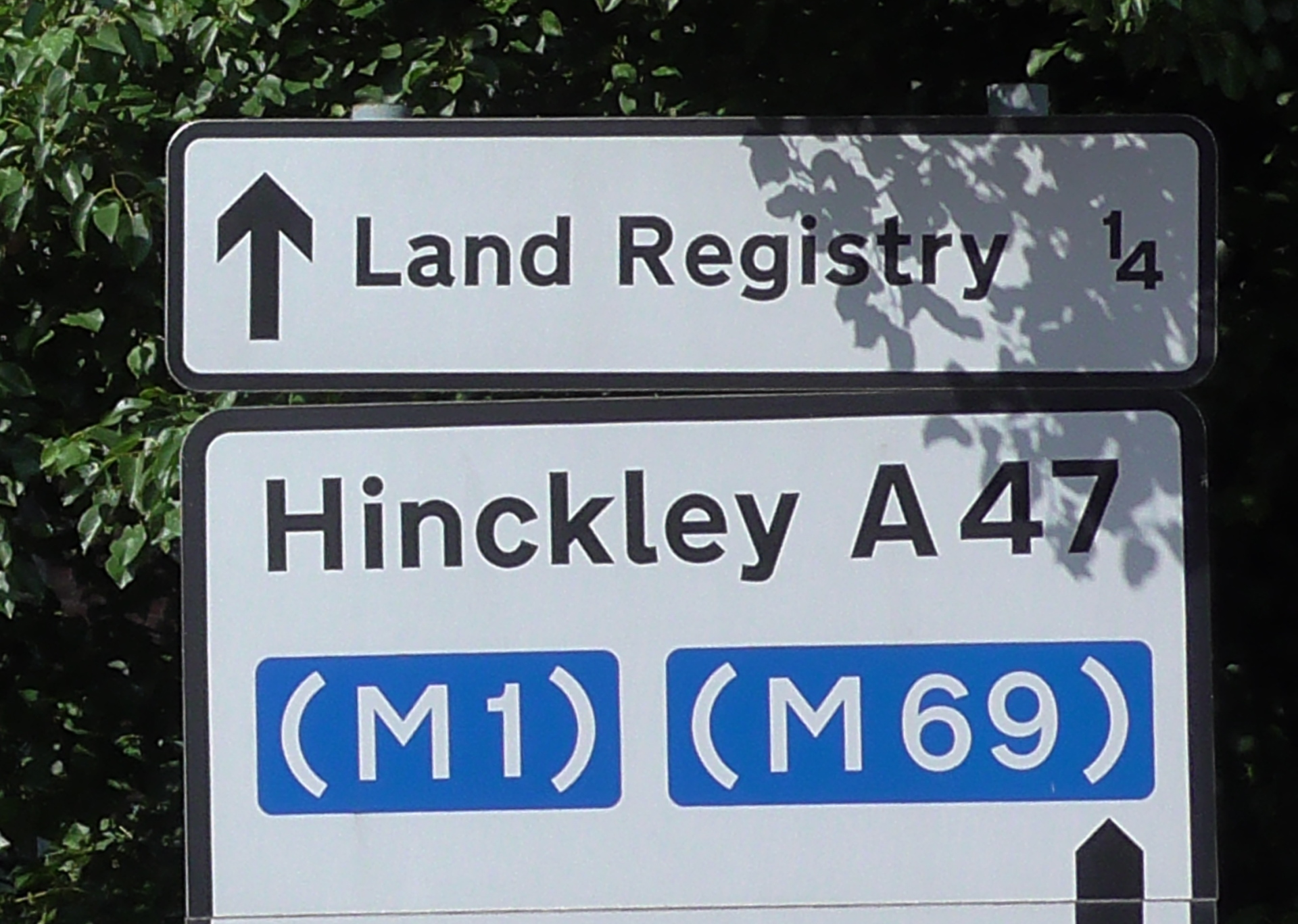 Land Registry, important source of finding identity of building owners and adjoining owners