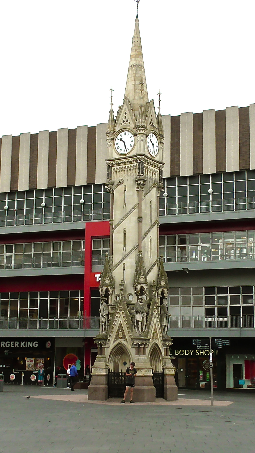 Clock Tower, Leicester city centre