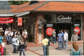 Clarks Village - shop at bargain prices
