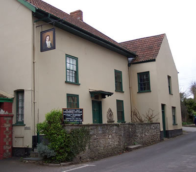 Coleridge Cottage   NT