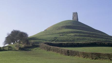 Glastonbury+tor