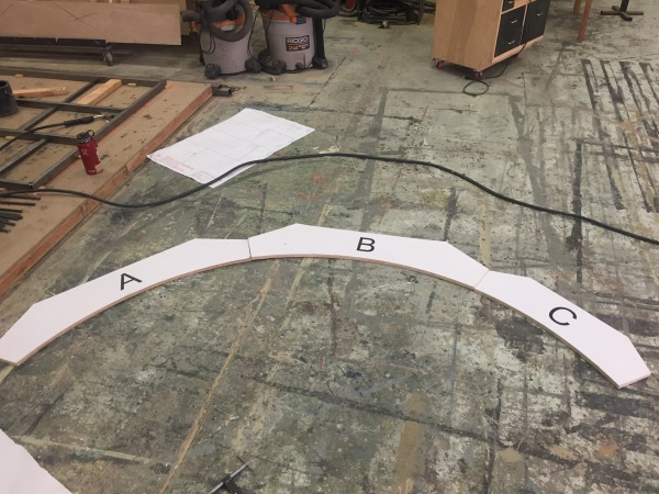 Curved Wall Sweeps