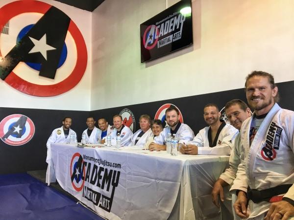 BJJ, Taekwondo, Judo Black Belts