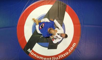 The Guard position in Brazilian Jiu-Jitsu