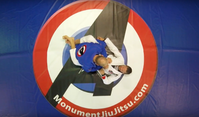 The Guard position in Brazilian Jiu-Jitsu
