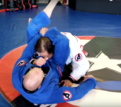 Monument Jiu Jitsu week 15: Episode 2: Triangle Defense & Respect