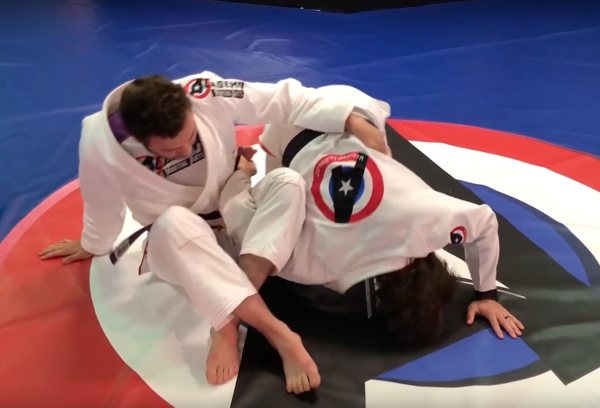 Monument Jiu Jitsu Week 16 Episode 3: Omoplata defenses & Listening