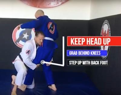 Monument Jiu-Jitsu Week 18: Episode 5: Wrestling for BJJ and Positive Attitude