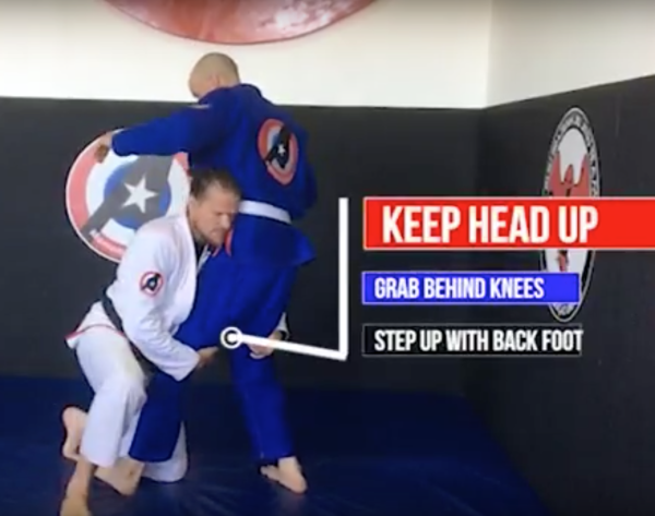 Monument Jiu-Jitsu Week 18: Episode 5: Wrestling for BJJ and Positive Attitude