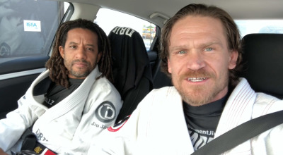Amir's Surprise BJJ Black Belt Promotion