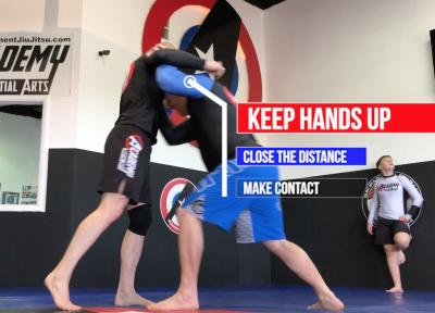 Monument Jiu-Jitsu Week 19: Episode 6: BJJ Punch Protection: BJJ vs Striker