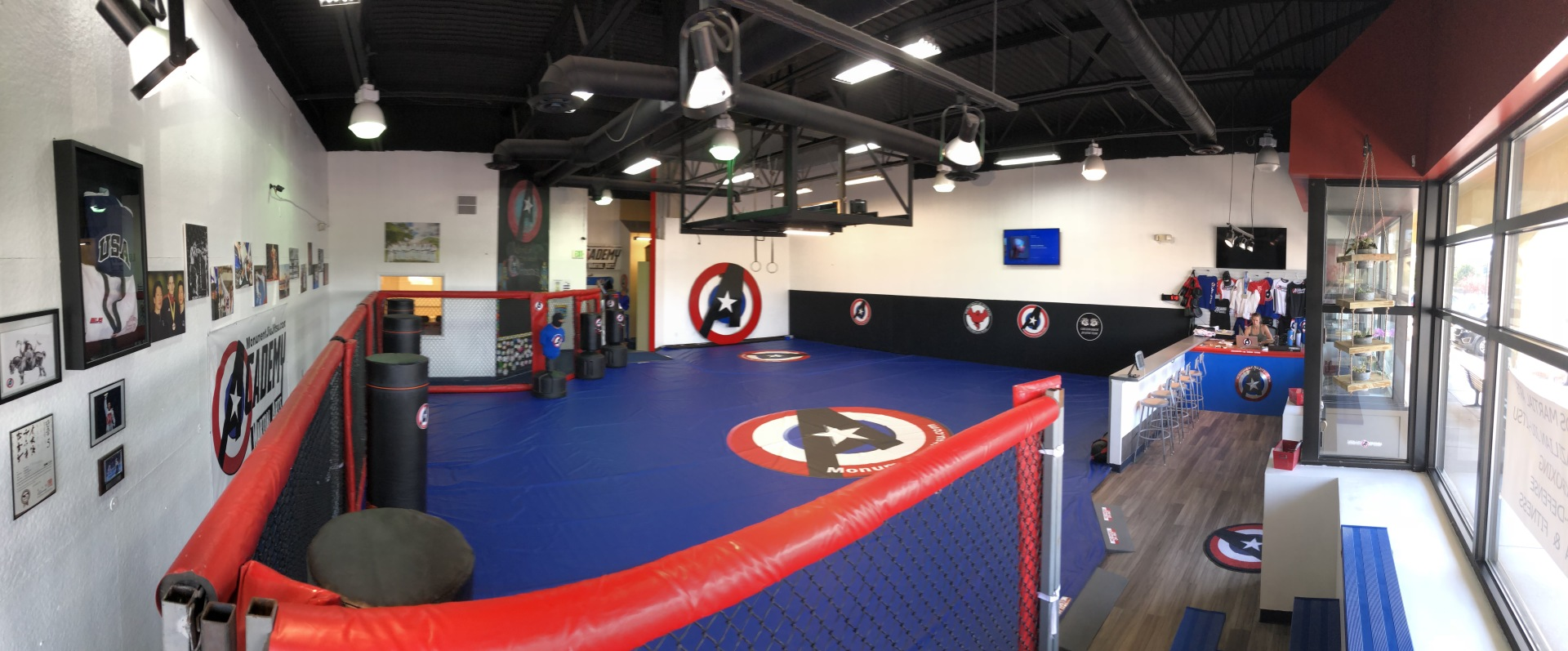 Welcome to The Academy of Martial Arts