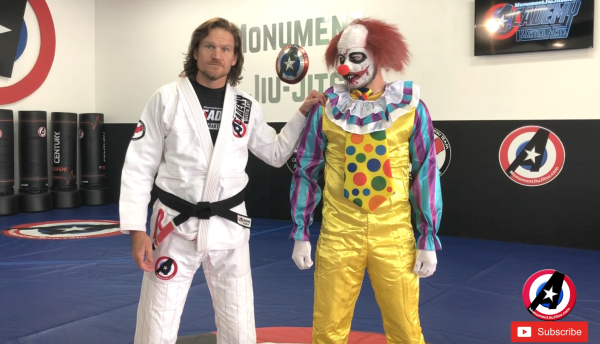 Jiu-Jitsu vs Clowns