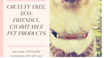 Geopetric Cruelty-Free Pet Products