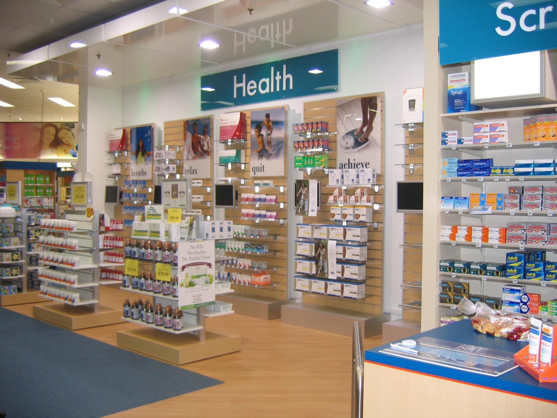 Guardian Pharmacy [Concept store] - Ellenbrook. W.Australia