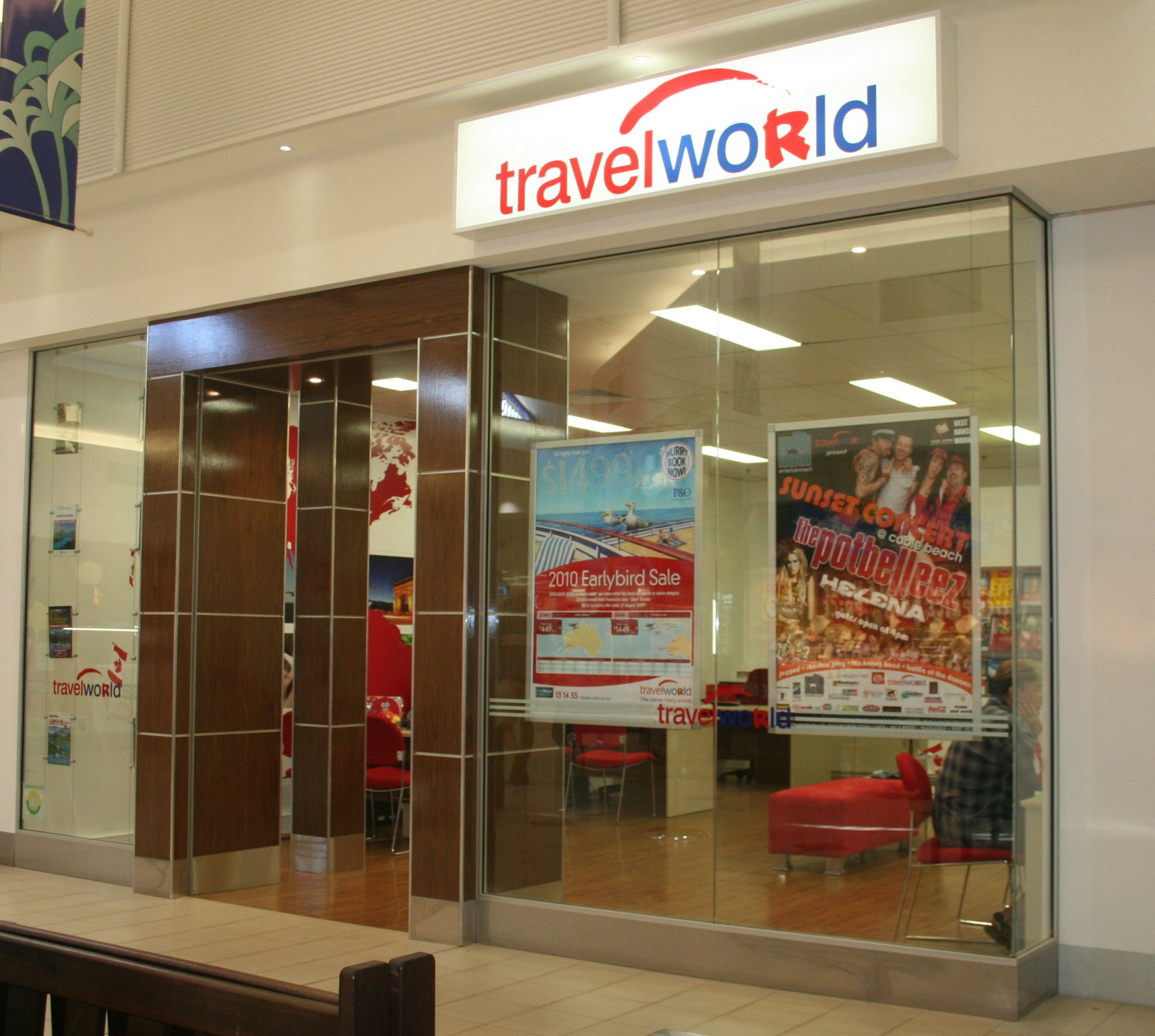 Travelworld - Broome. W.Australia