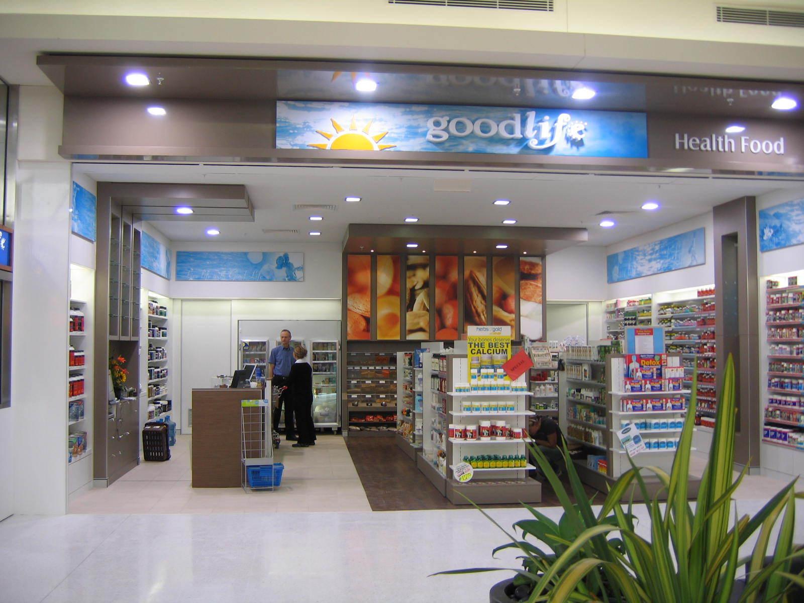 Good life Health Foods [Concept Store] - Westfield Innaloo. W.Australia