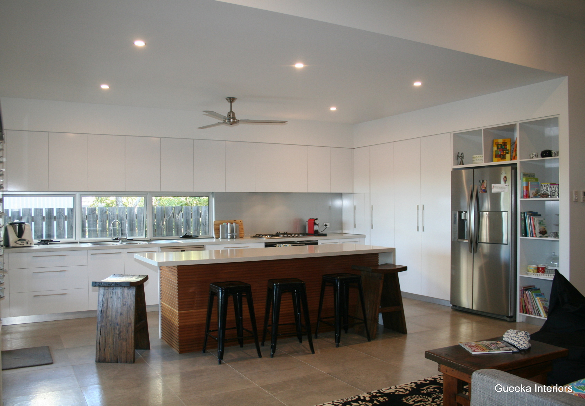#kitchen #interiordesign #gueekainteriors #residential #homes