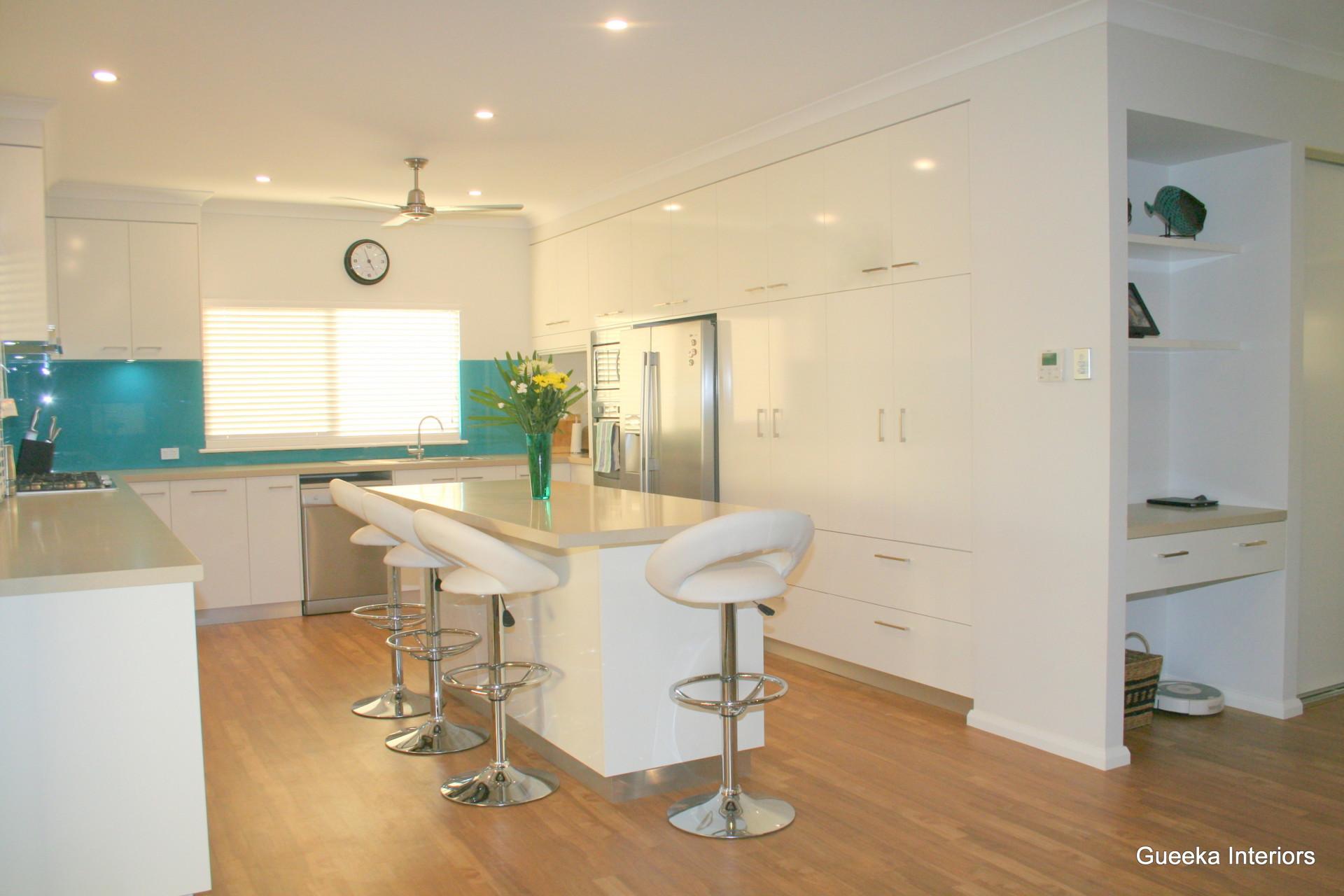 residence: