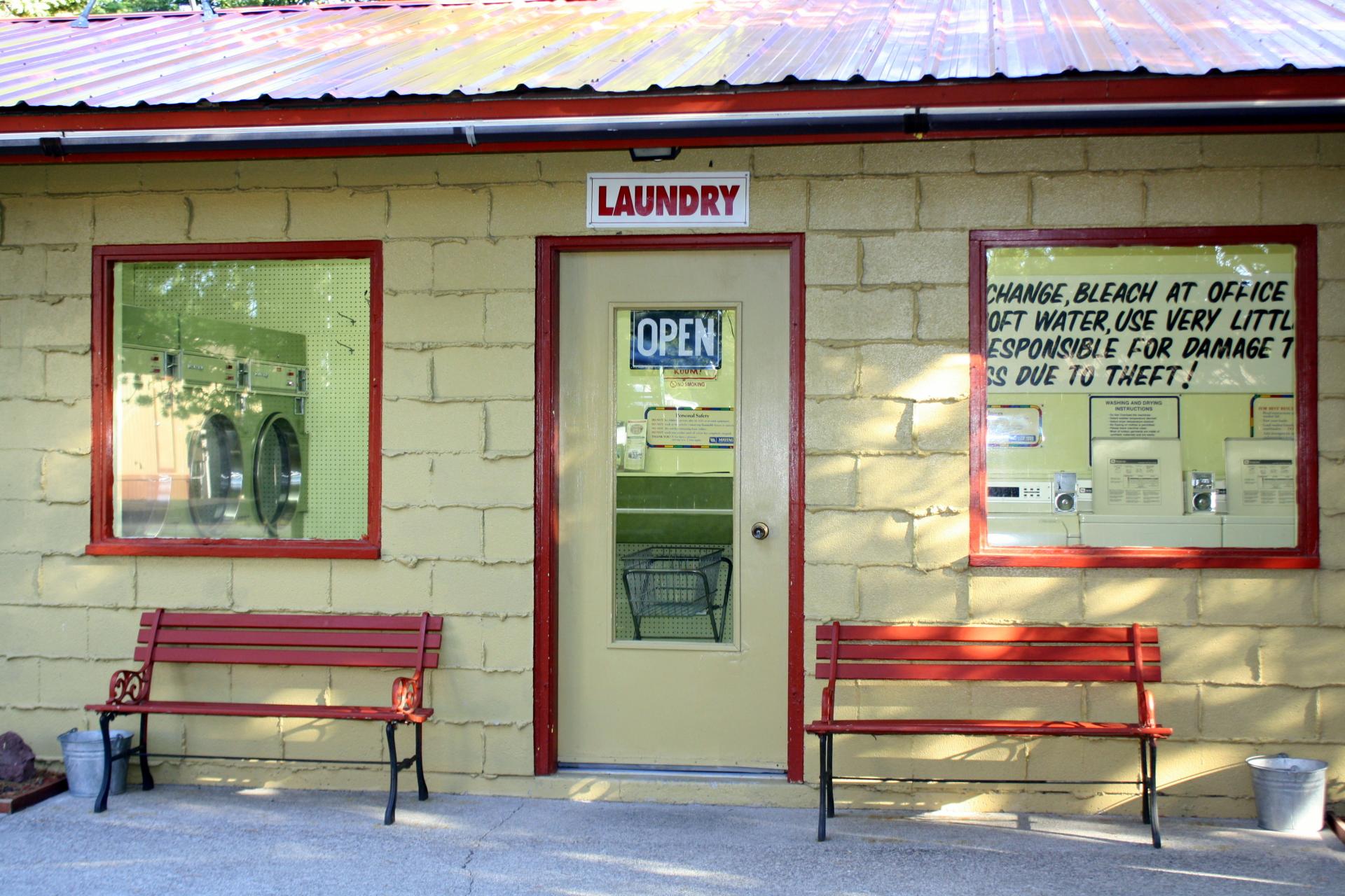Laundry Exterior