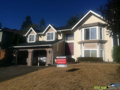 Residential Re-Roof Federal Way WA