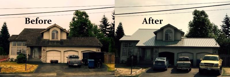 Metal Roofers Auburn, WA