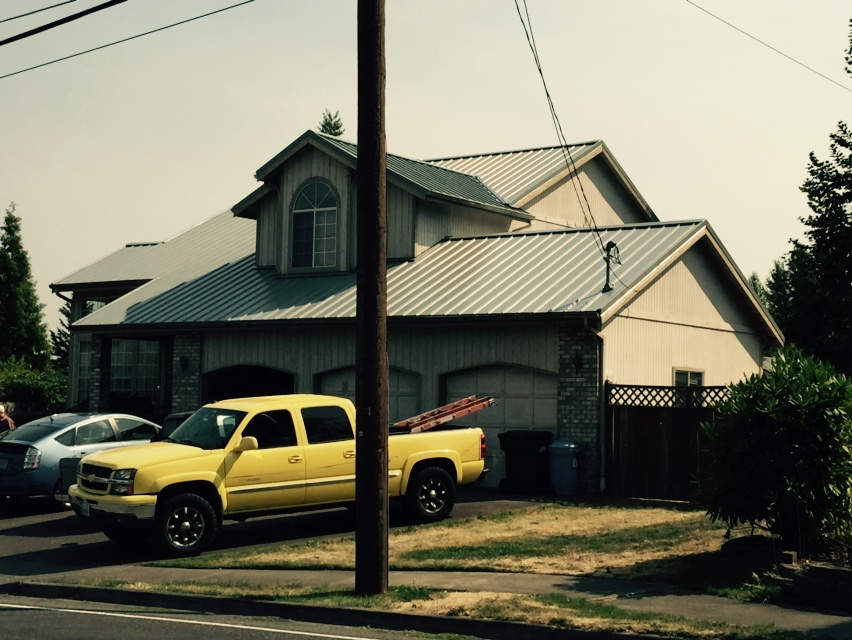 Metal Roofing Contractor Auburn wa