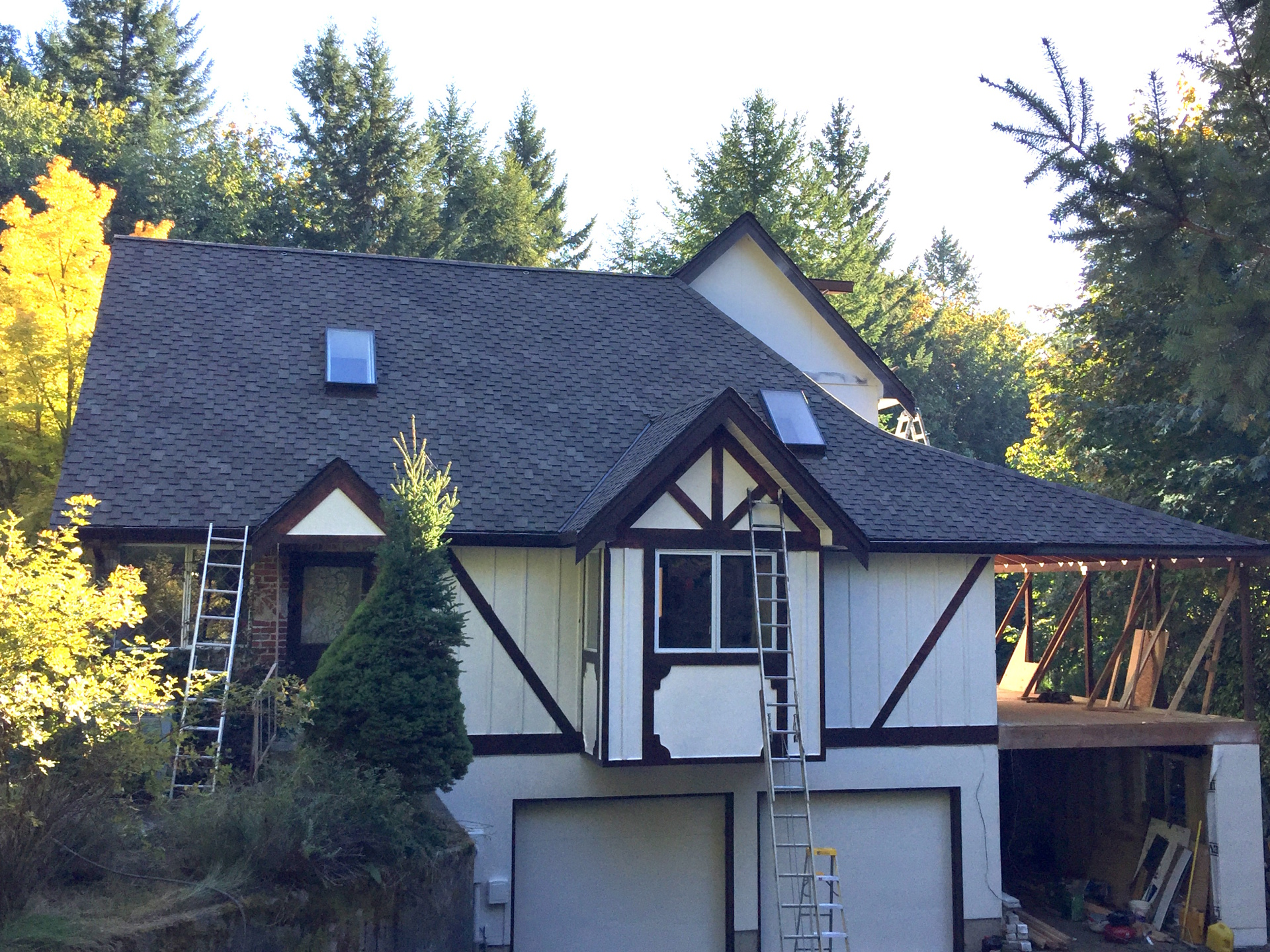 Roofers Gig Harbor WA