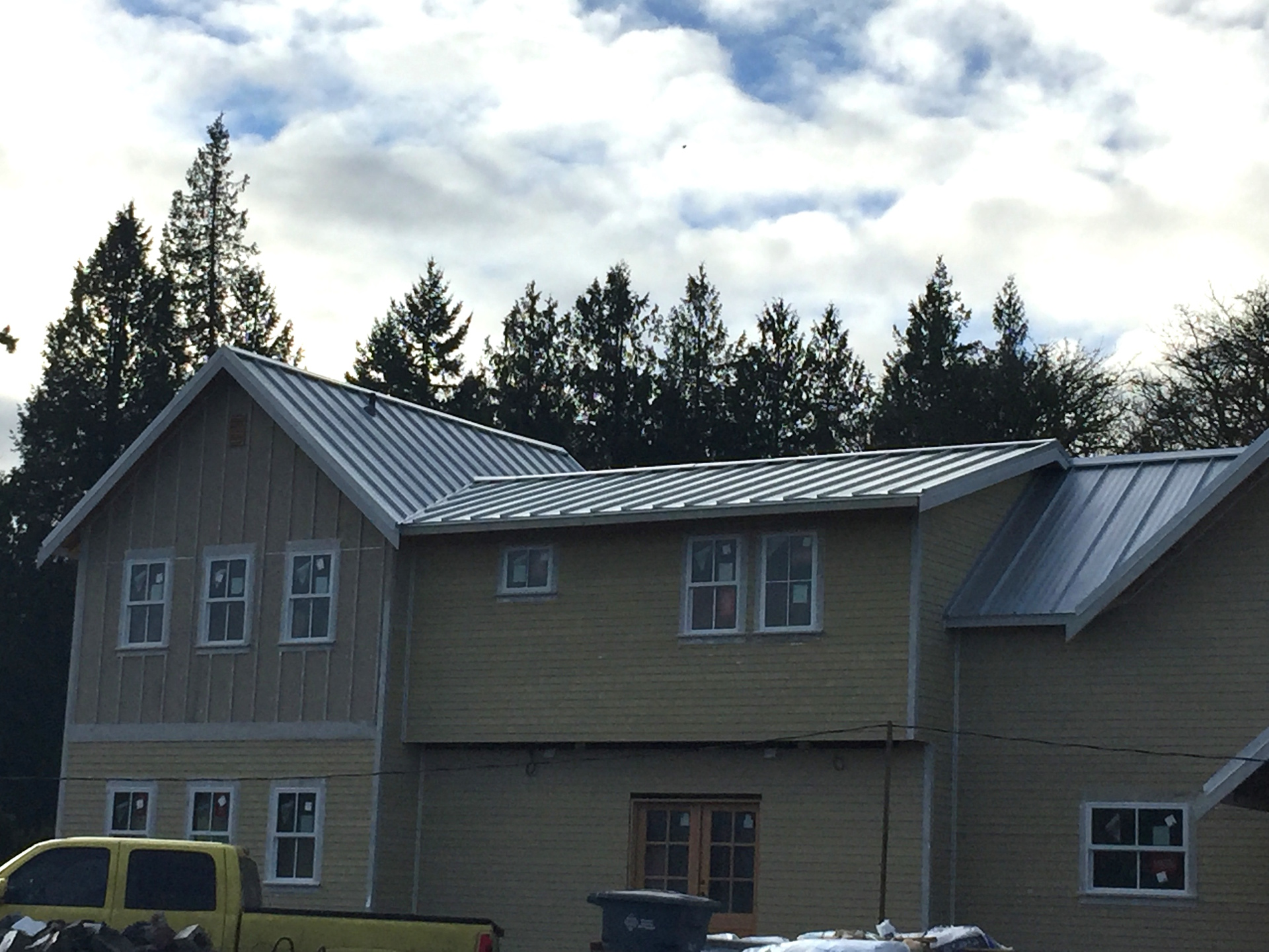 Metal Roofing Contractor Edgewood WA