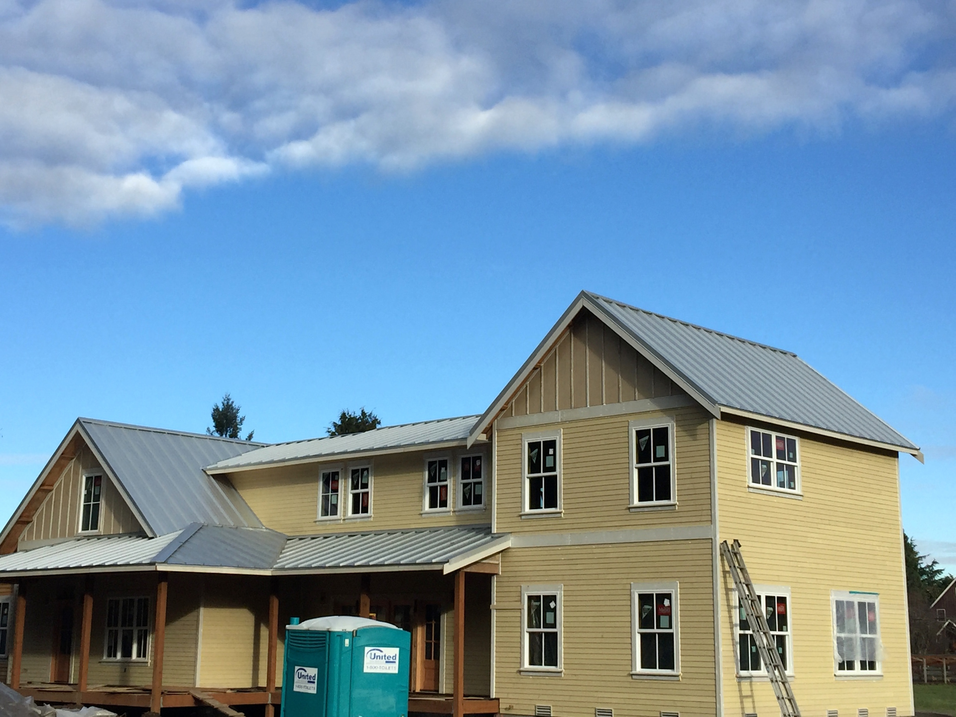 Metal Roofing Company Edgewood WA