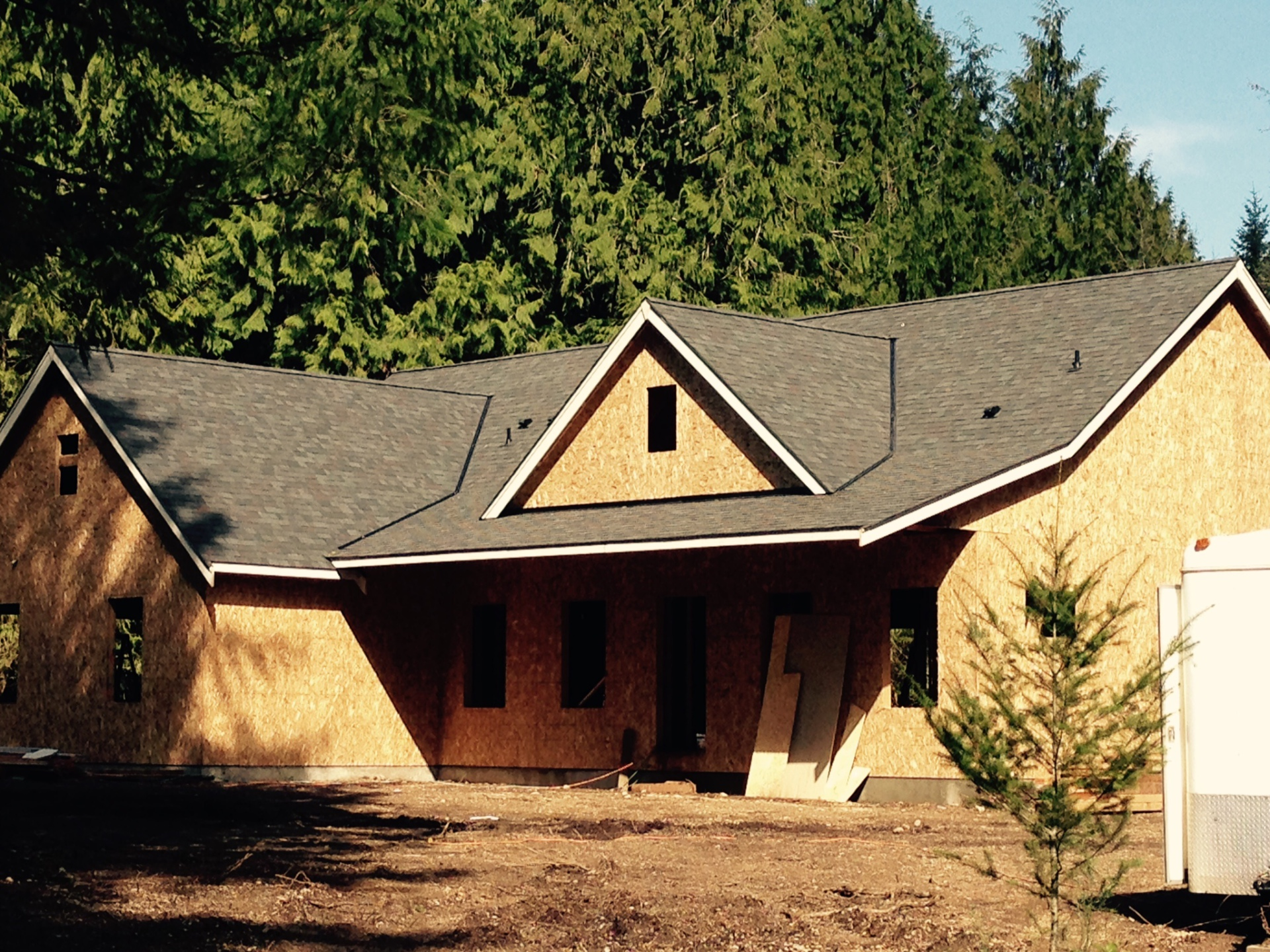 Residential Reroof Contractor in Olympia, WA