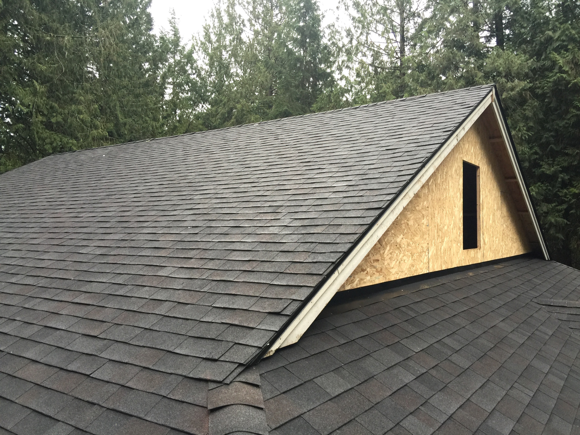 Residential Reroof Gig Harbor, WA