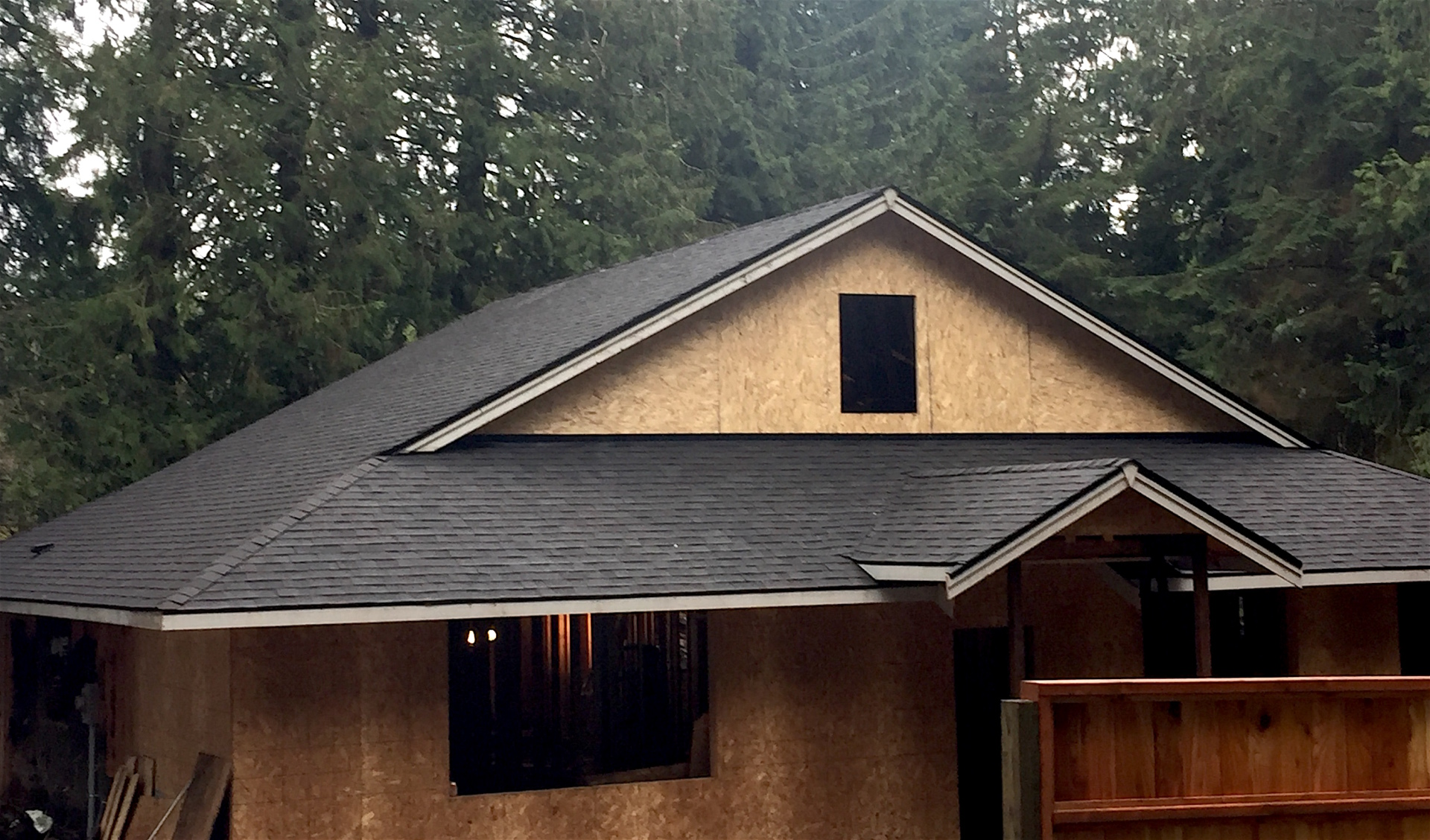Roofing Contractor Gig Harbor, WA