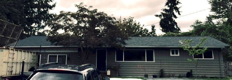 Residential Reroof Edgewood WA
