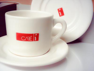 Branding: CAFE i
