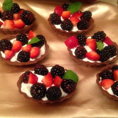 Gourmet Fruit Cups