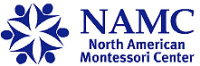 North American Montessori Center logo