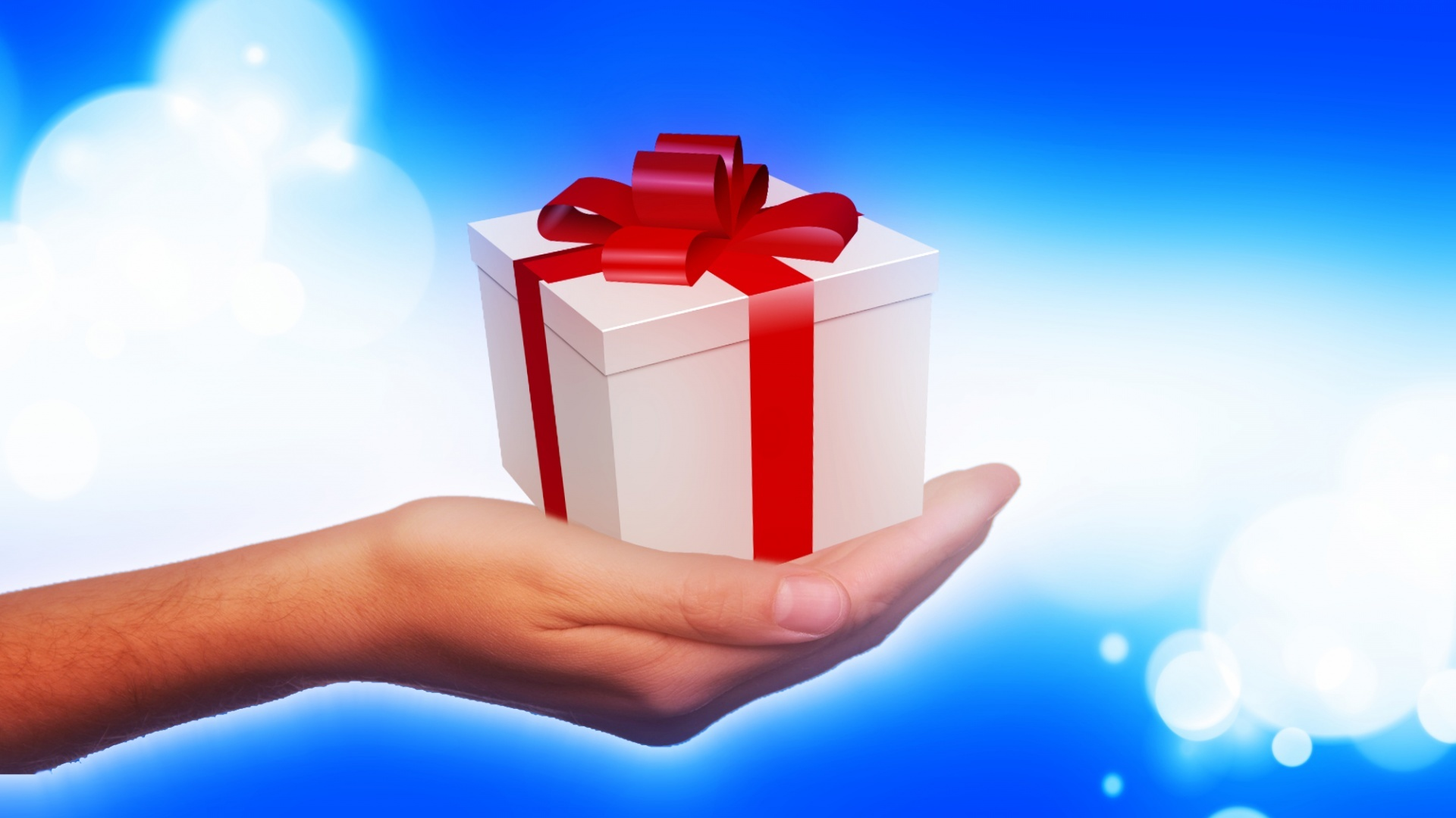 How Do You Give The Gift of Giving to Your Child?