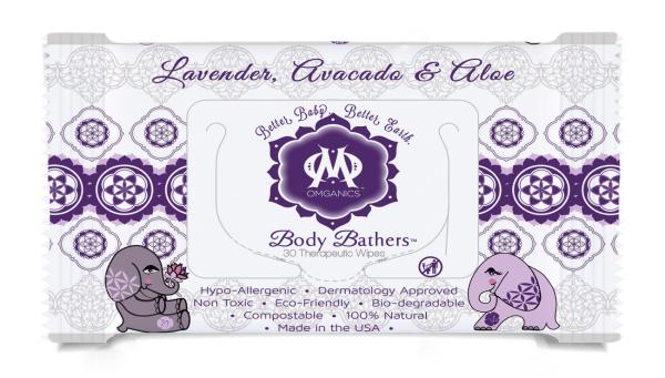 Omganics™ Body Bathers™
