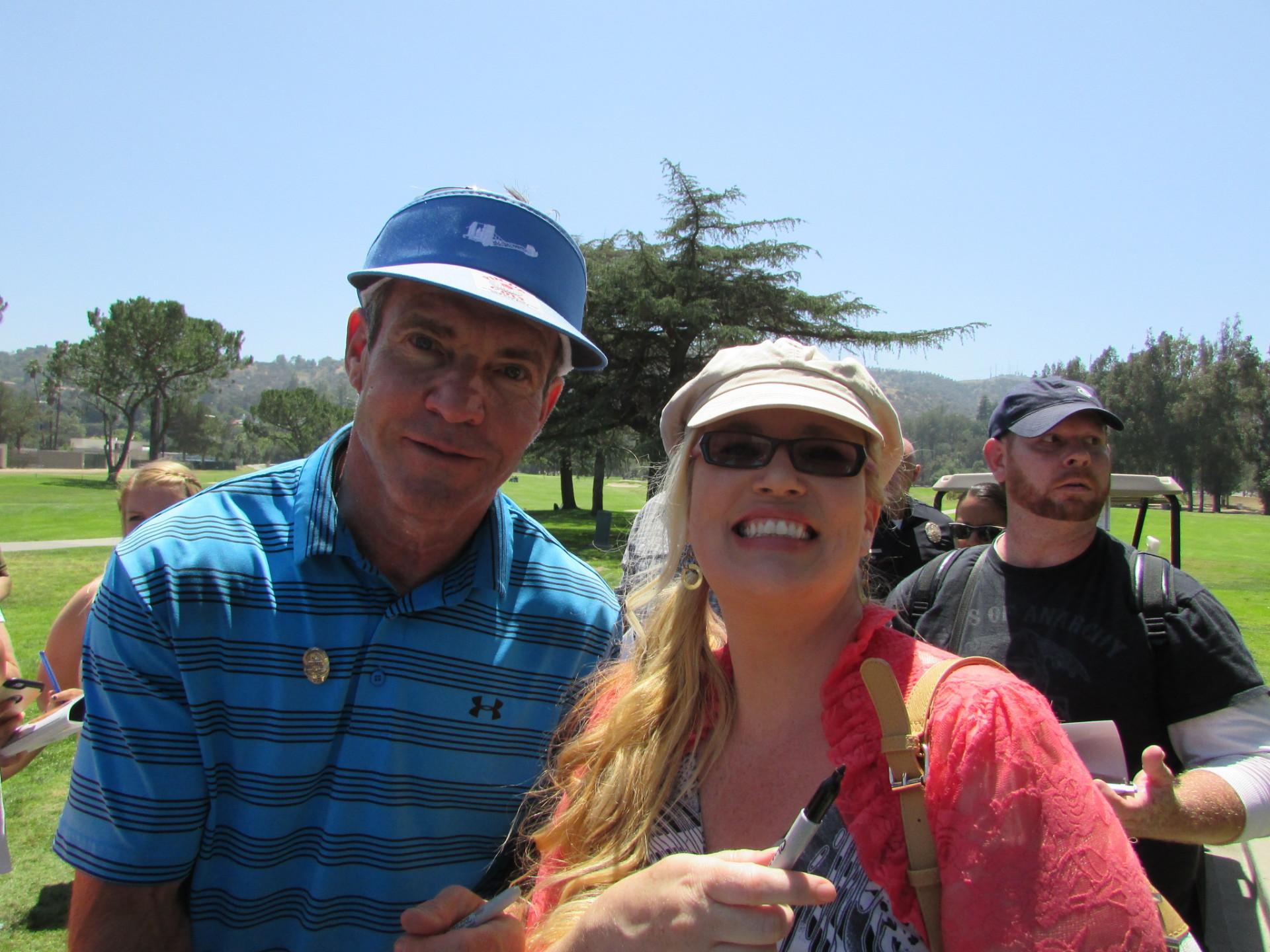 LAPD Celebrity Golf Tournament