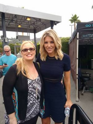 Charissa Thompson & Extra TV