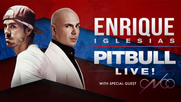 Enrique Iglesias & Pitbull