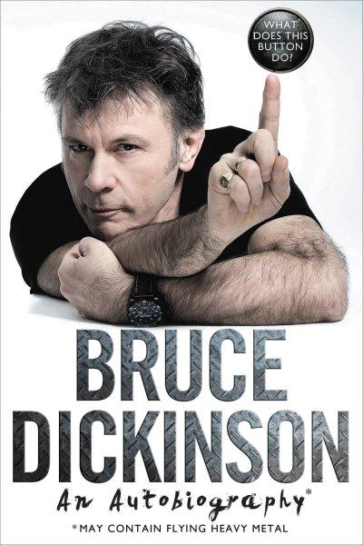 Iron Maiden's Bruce Dickinson