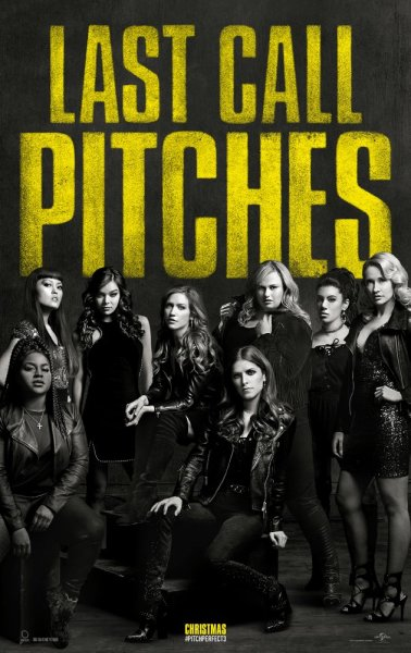 Pitch Perfect 3,