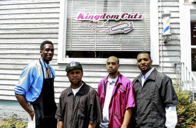 Kingdom Cutz - Downtown Fredericksburg             Est. 2012