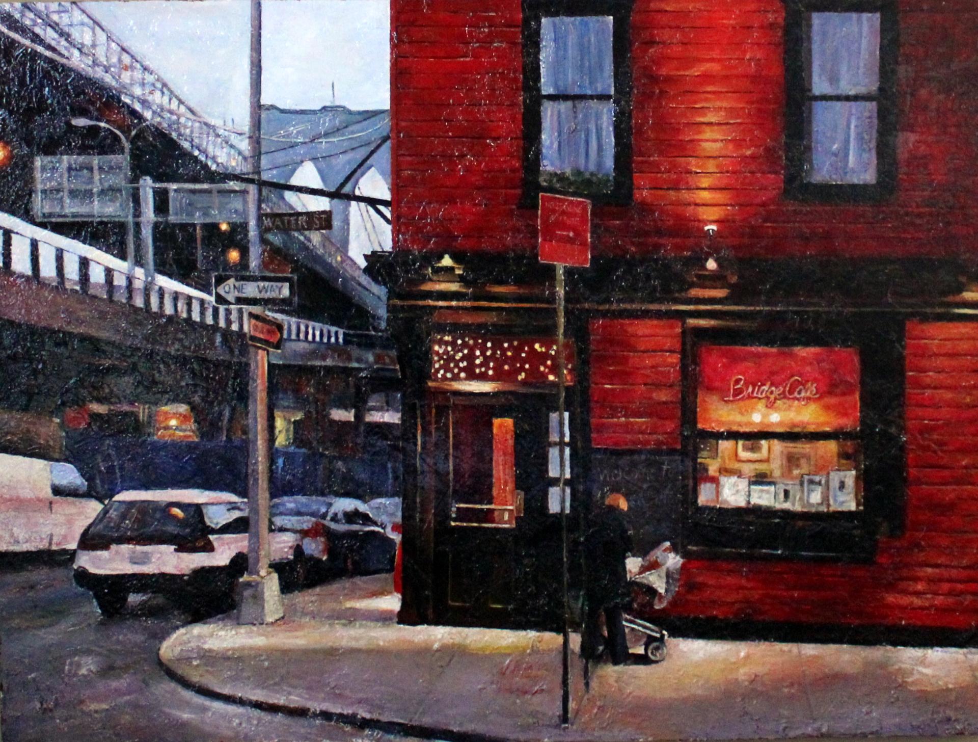 Bridge Cafe 36x48