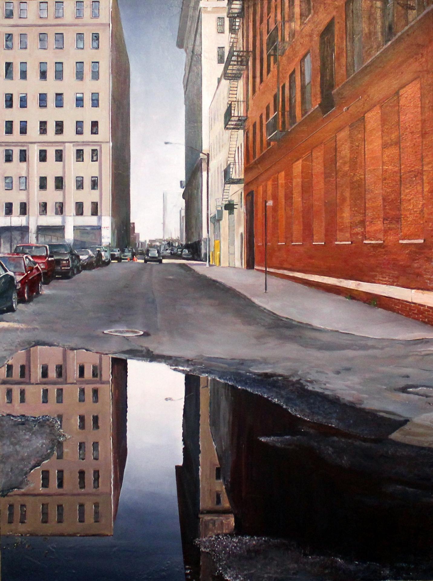 Reflecting on Brooklyn 30x40