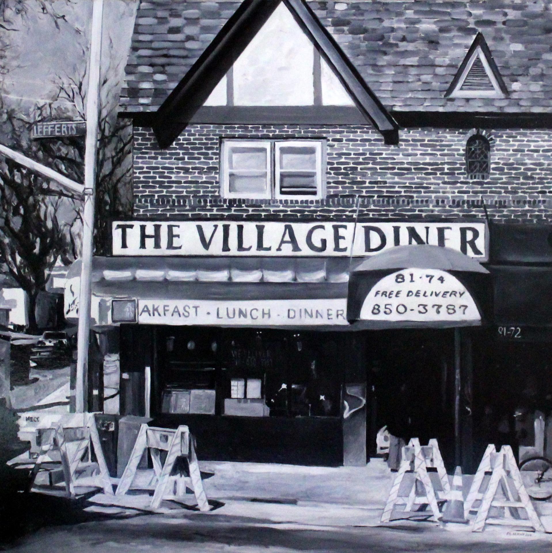 Village Diner 30x30