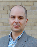 Chris Beck, Assoc. Professor of Industrial Engineering and Assoc. Chair, University of Toronto