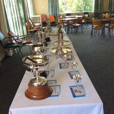Prizegiving results 2018